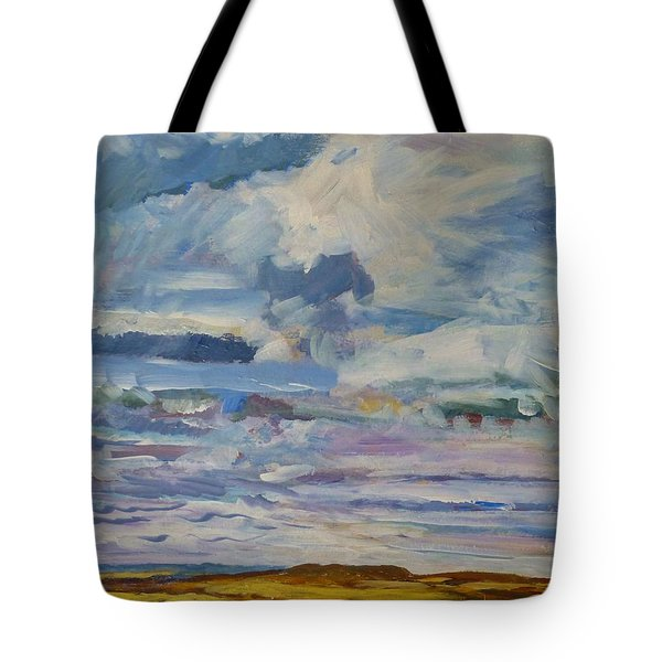 Plain Glories Tote Bag by Helen Campbell
