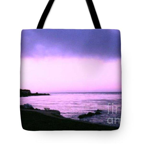 Skies Wide Open Tote Bag