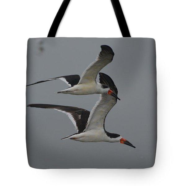Skimmer Flight Tote Bag