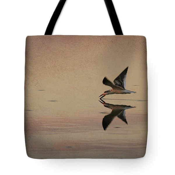 Skimming Tote Bag