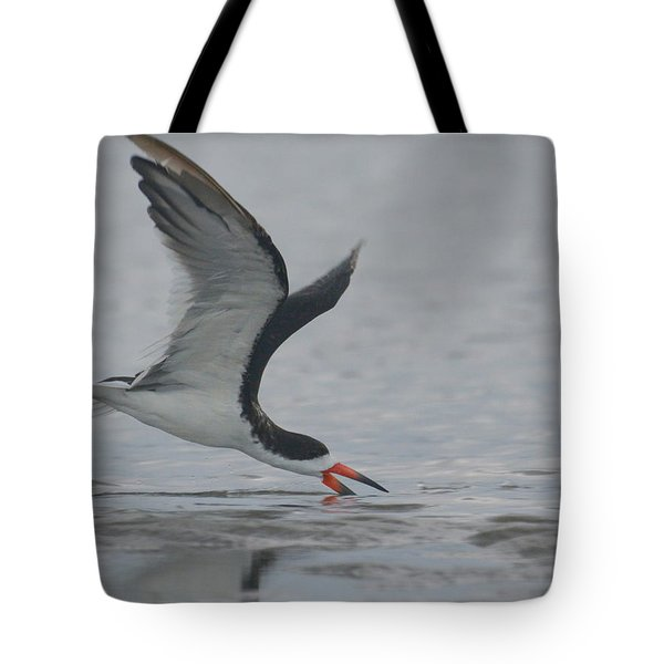 Skimming The Surface.... Tote Bag