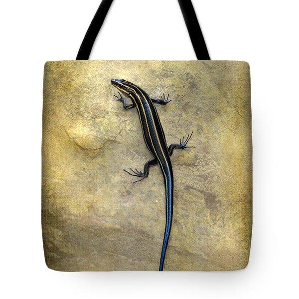 Skink Tote Bag