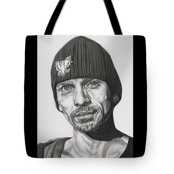 Skinny Pete  Breaking Bad Tote Bag