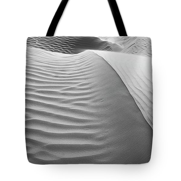 Skn 1414 The Rhythmic Demarcations Tote Bag by Sunil Kapadia