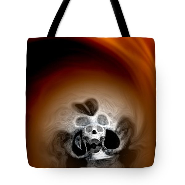 Skull Scope 3 Tote Bag