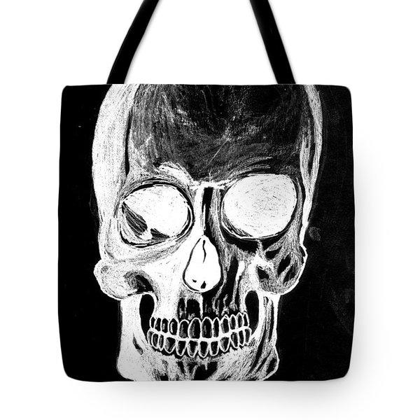 Skull Study 3 Tote Bag