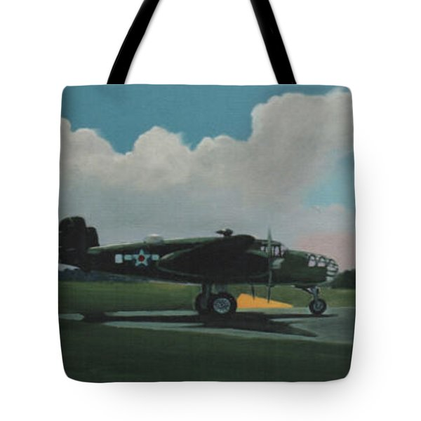 Skunky Tote Bag by Blue Sky