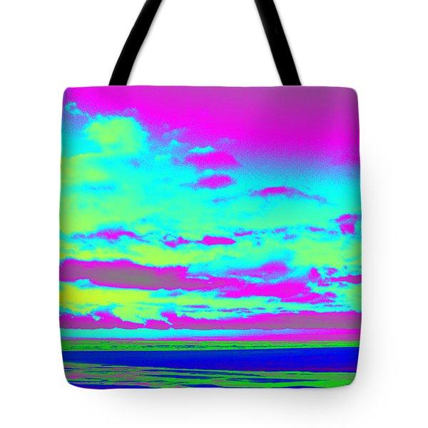 Sky #2 Tote Bag