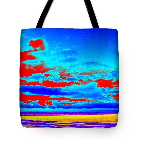 Sky #3 Tote Bag