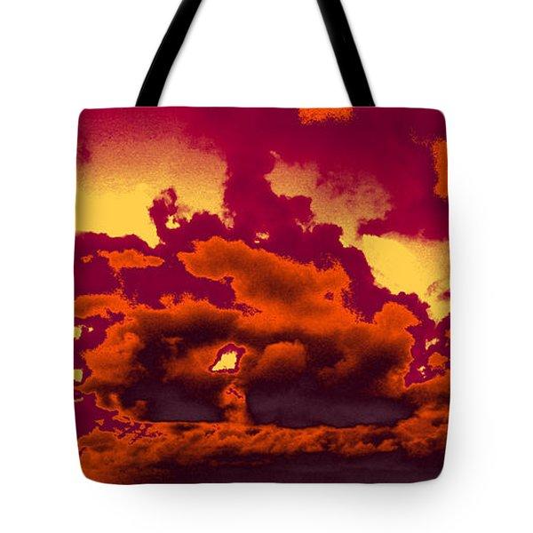 Sky #4 Tote Bag
