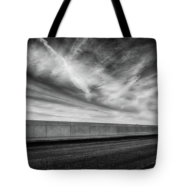 Sky Above Tote Bag