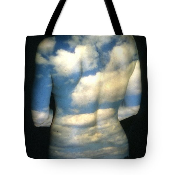 Sky Tote Bag by Arla Patch