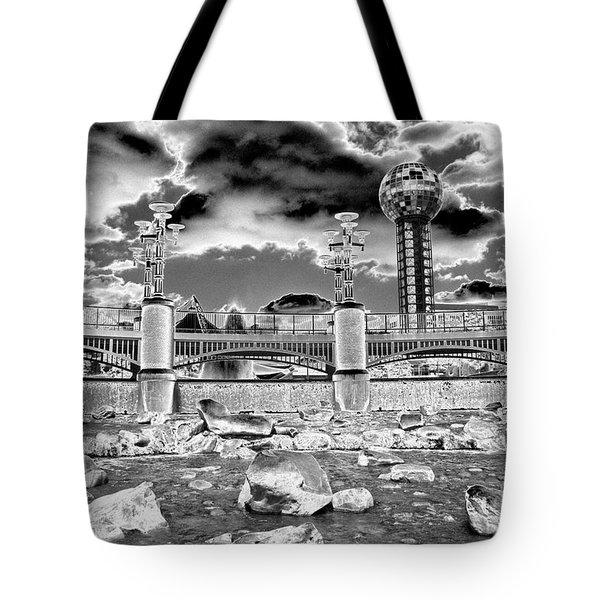 Sky Dome - Se1 Tote Bag