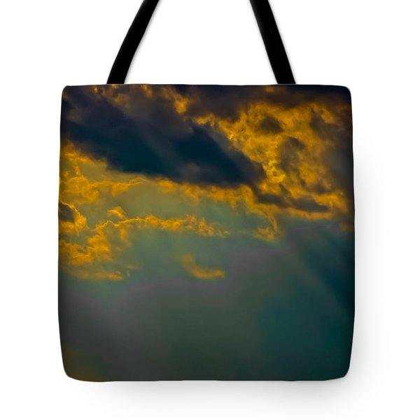 Sky Effects Tote Bag by DigiArt Diaries by Vicky B Fuller