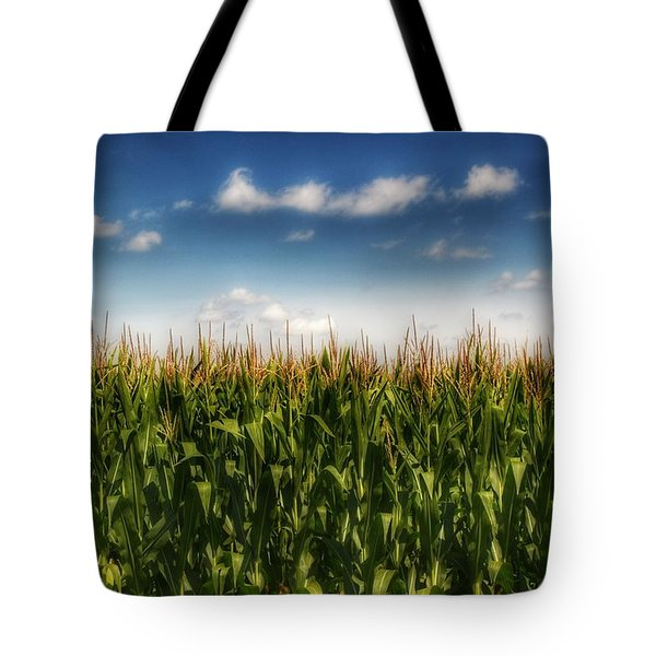 2005 - Sky High Corn Tote Bag