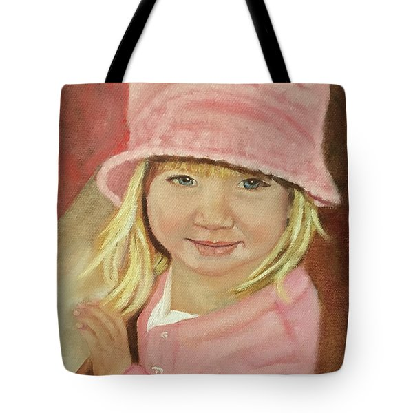 Sky In Pink Tote Bag