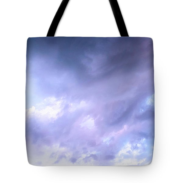 Sky Kiss 1 Tote Bag