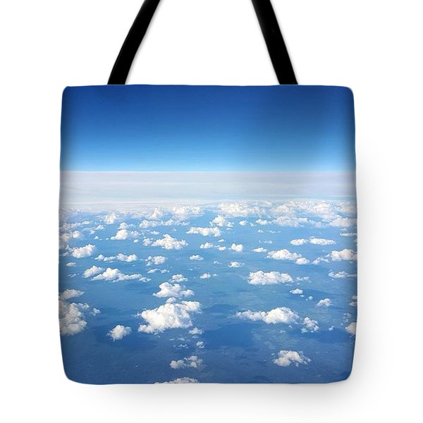 Sky Life Tote Bag