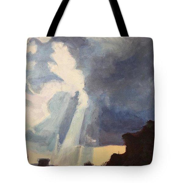 Sky Portal I Tote Bag