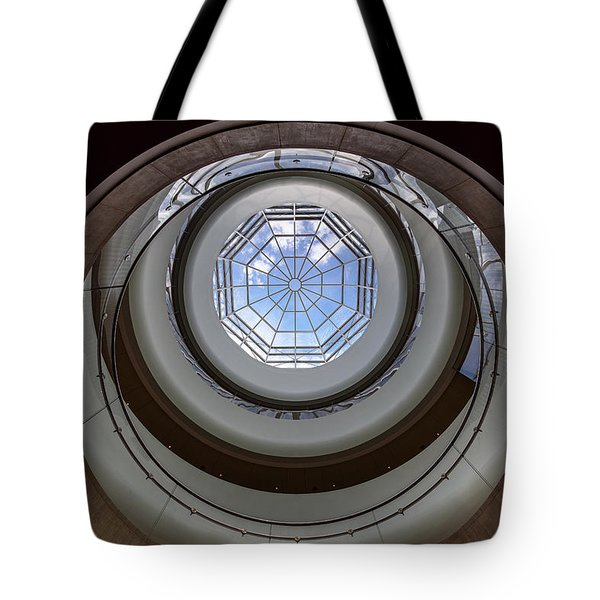 Sky Portal Tote Bag by Randy Scherkenbach