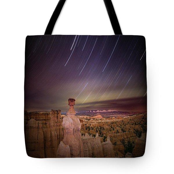 Sky Scraper Tote Bag