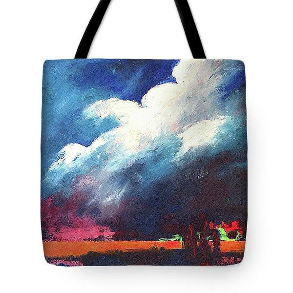Sky Song Tote Bag