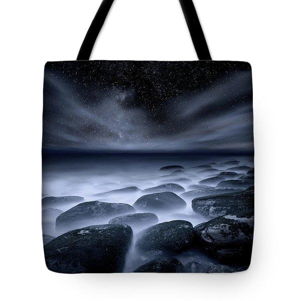Sky Spirits Tote Bag by Jorge Maia
