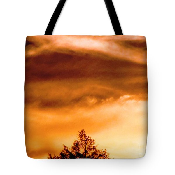 Tote Bag featuring the photograph Eye Of Jupiter by Melissa Stoudt
