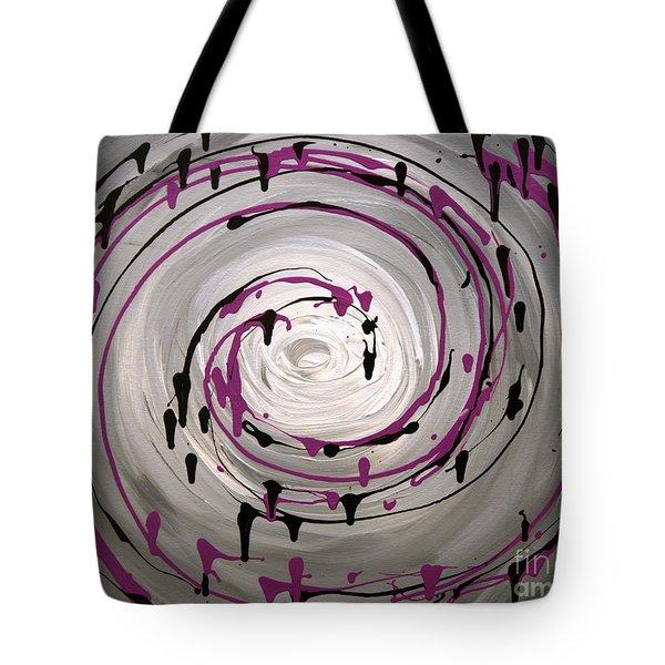 Sky Swirl Tote Bag