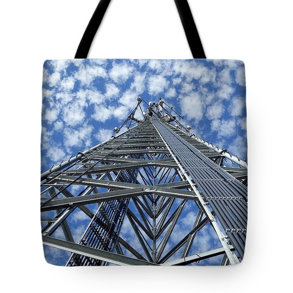 Sky Tower Tote Bag by Robert Geary