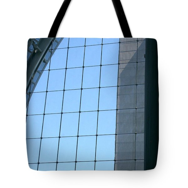 Tote Bag featuring the photograph Sky View by Emanuel Tanjala