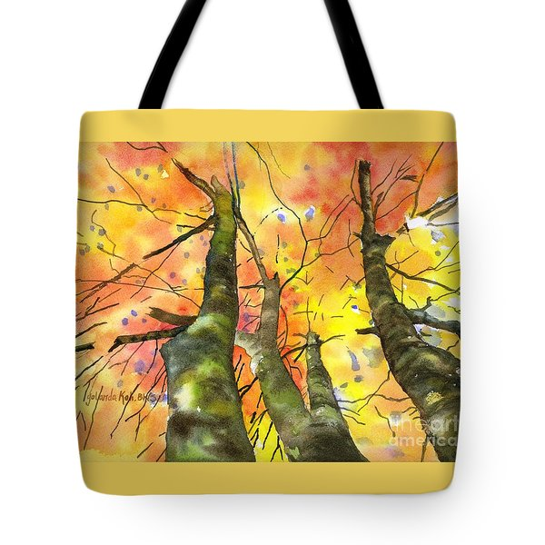 Sky View Tote Bag