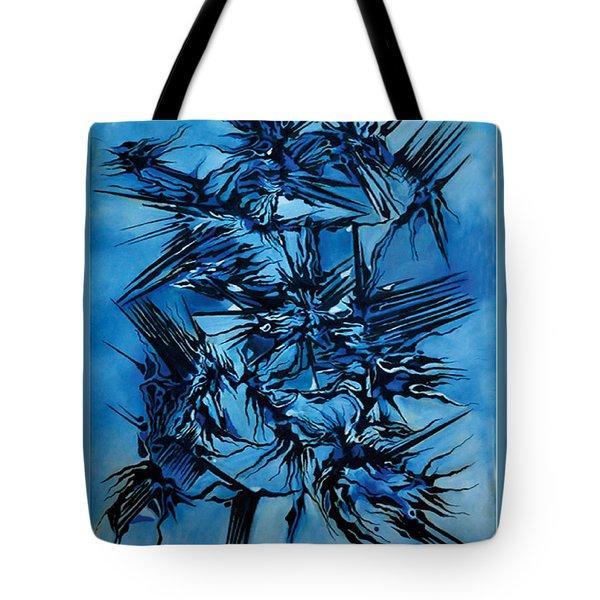 Sky Vs Philosophy Tote Bag