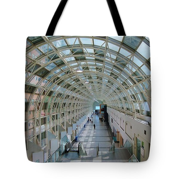 Sky Walk Toronto Tote Bag