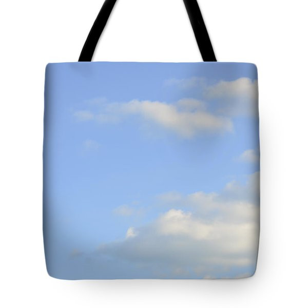 Tote Bag featuring the photograph Sky by Wanda Krack