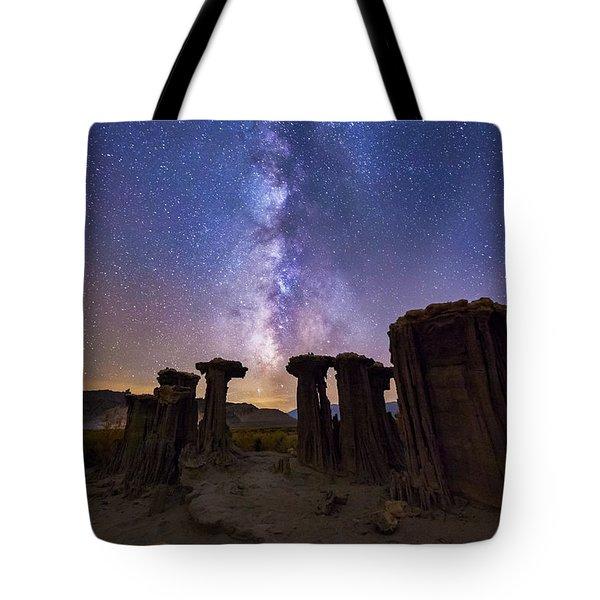 Sky Watchers Tote Bag