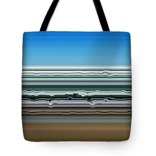 Sky Water Earth Tote Bag