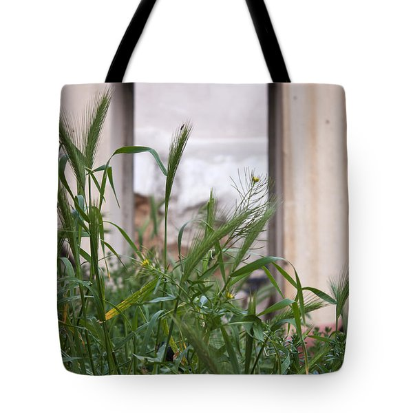 Sky Window Tote Bag