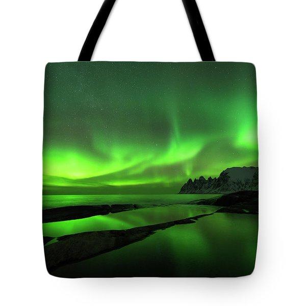 Skydance Tote Bag