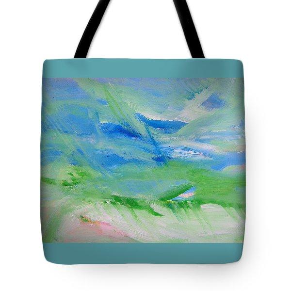 Skyland Tote Bag