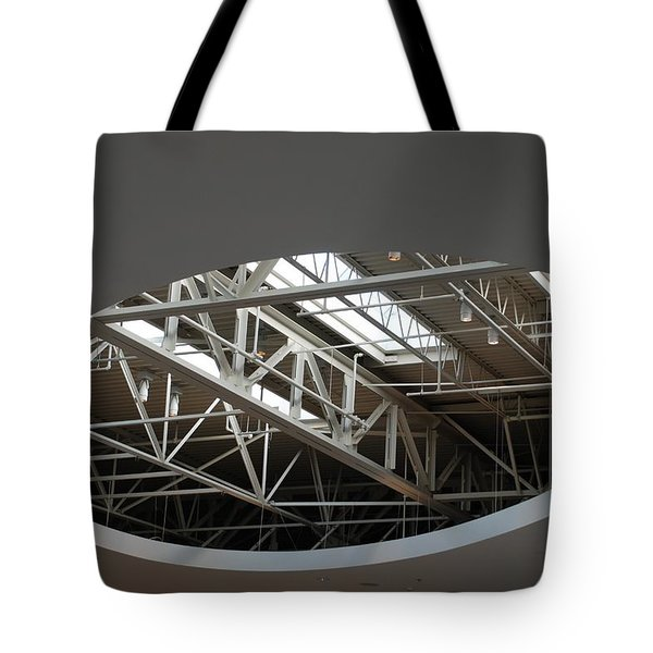 Skylight Gurders Tote Bag by Rob Hans
