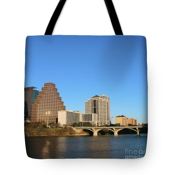 Skyline Atx Tote Bag