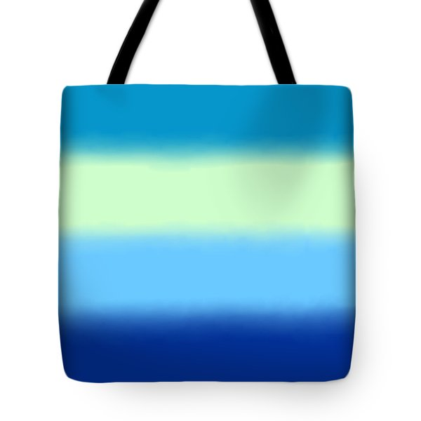 Skyline - Sq Block Tote Bag