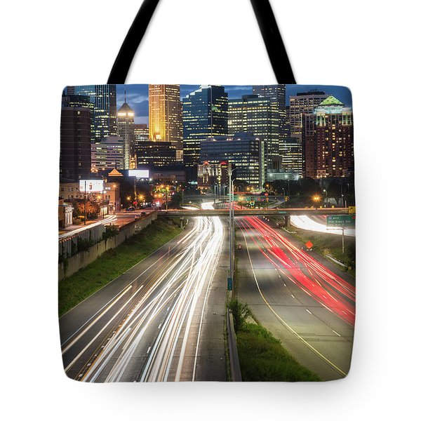Skyline Drive Tote Bag