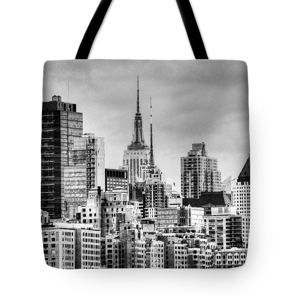 Skyline Infrared 2 Tote Bag