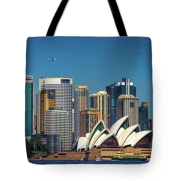 Skyline Oz Tote Bag