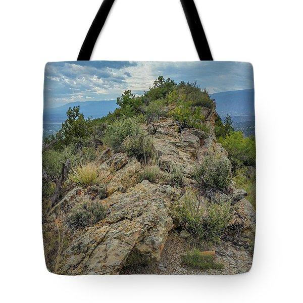 Skyline Ridge Tote Bag