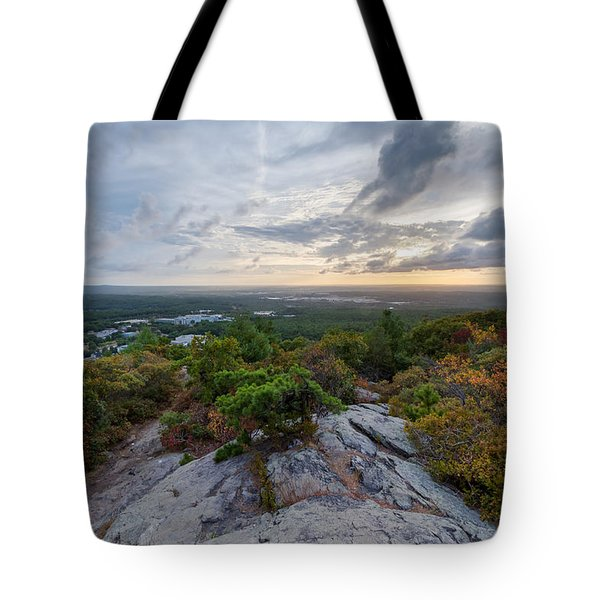 Skyline Trail Vista Tote Bag by Brian MacLean