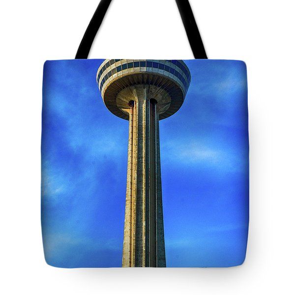Skylon Tower Tote Bag