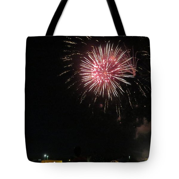 Tote Bag featuring the photograph skys of Georgia by Aaron Martens